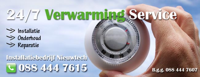 Verwarming Service